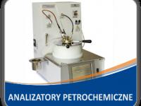 Analizatory petrochemiczne
